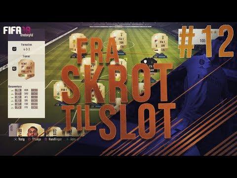 BYGGER NYT HOLD TIL 40K! - FRA SKROT TIL SLOT #12