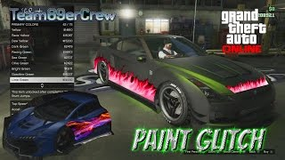 Gta 5 Online Paint Job Glitch Los Santos Customs Gta Online