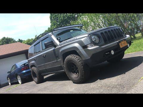 Jeep Patriot - Quick Mod Overview (Popular Mods)