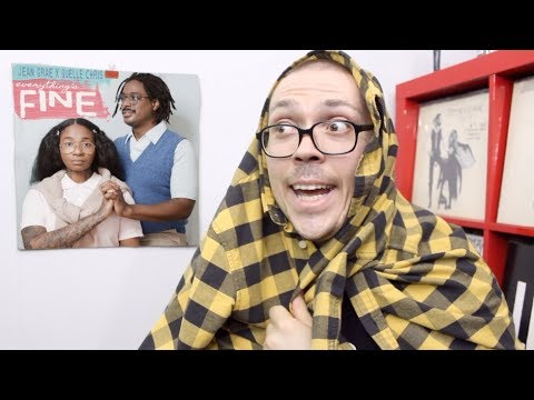 Jean Grae x Quelle Chris – Everything's Fine ALBUM REVIEW