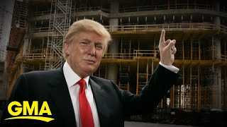 Trump's tax returns show detailed look at reported income losses l GMA