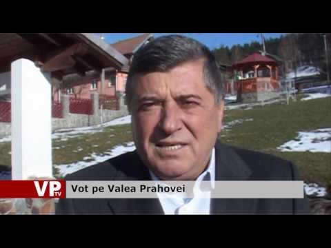 Vot pe Valea Prahovei