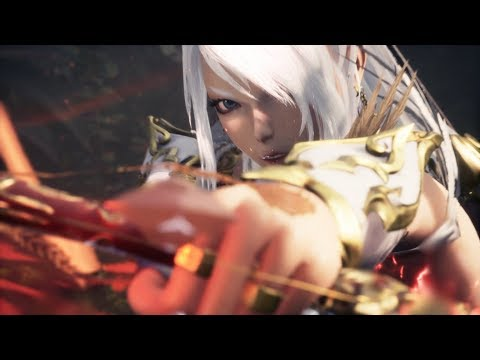 Blade & Soul Archer Cinematic - 'Bow of the Dawn'
