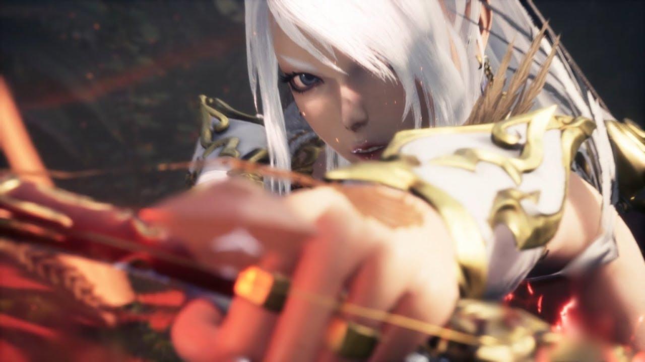 Ecco a voi il nuovo Trailer dell' Archer in arrivo su Blade and Soul