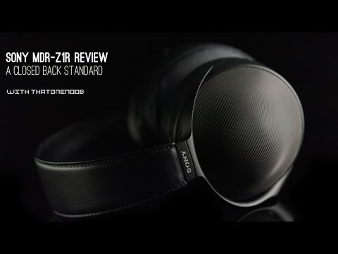 PMR Reviews – Sony MDR-Z1R Review – Signature Series Headphone