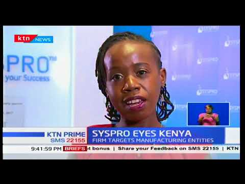 SYPRO eyes Kenya: Software development firm opens shop
