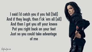 Halsey 'Without me' lyrics