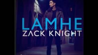 Gambar cover Zack Knight - Lamhe (Official Audio)
