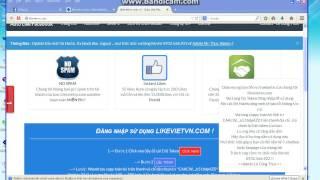 Dịch vụ thiết kế website autolike facebook chuyên nghiệp