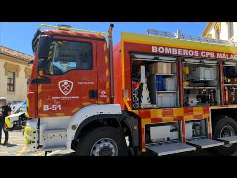 El Consorcio de Bomberos invierte casi dos millones de euros en 6 camiones bomba para mejorar las condiciones de seguridad de la provincia