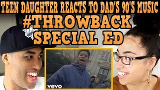 TEEN DAUGHTER REACTS TO DAD'S 90'S HIP HOP RAP MUSIC | SPECIAL ED - I GOT IT MADE