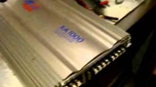 (Carhifi)Verstärker/Endstufe anschliessen und einstellen