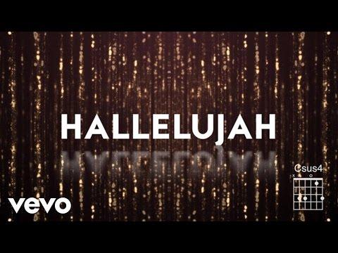 matt redman glory hallelujah lyrics and chords