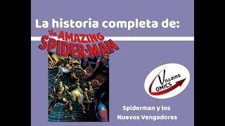 Spiderman y los Nuevos Vengadores