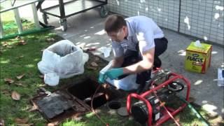 How to Jet a Drain Line and Clean a Grease Trap