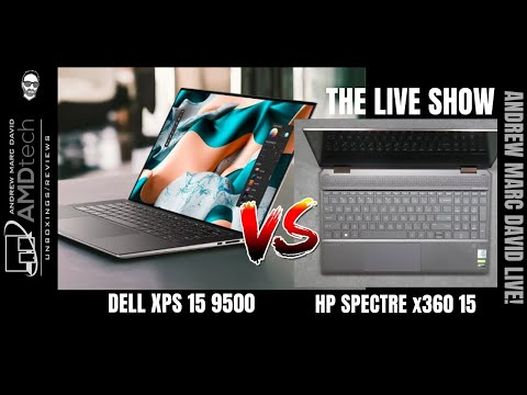 External Review Video omB6U95UOW0 for Dell XPS 15 9500 Laptop (15.6-inch)