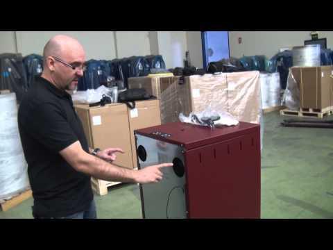 Estufas de Pellets Canalizables Vesta F125 - Grupo Biosan