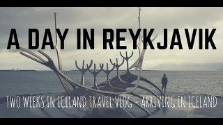 A Day in Reykjavik