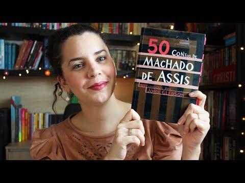 50 CONTOS DE MACHADO DE ASSIS (PROJETO #3) | BOOK ADDICT