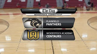 Full replay: ECC North Boys' Basketball Final - Plainfield at Woodstock