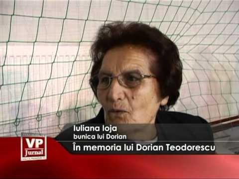 În memoria lui Dorian Teodorescu