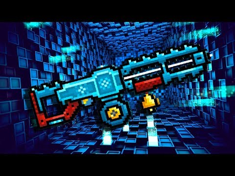 Pixel Gun 3D - Ice Lighting [Gameplay / Review]