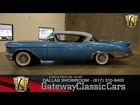 1957 Cadillac Eldorado for Sale - CC-952591