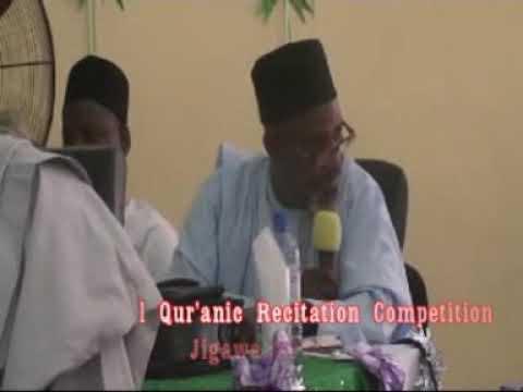 2014 Nigerian Musabaka: Jigawa State 60 Hizb Female Participant