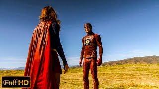 Флэш и Супергёрл. Первое Знакомство | Full HD