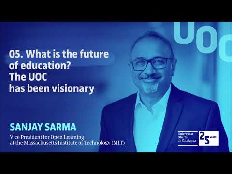 What is the future of education?<br/>The UOC has been visionary