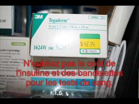 Acheter linsuline Humulin régulière pour autoinjector