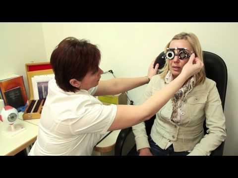 Teljesen vak látássérült látásélesség