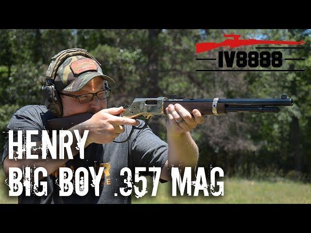 IraqVeteran8888 Reviews the Big Boy .357 Mag