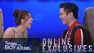 TWBA Online Exclusive: Joshua Garcia & Julia Barretto