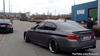 BMW M5 F10 710HP! - World