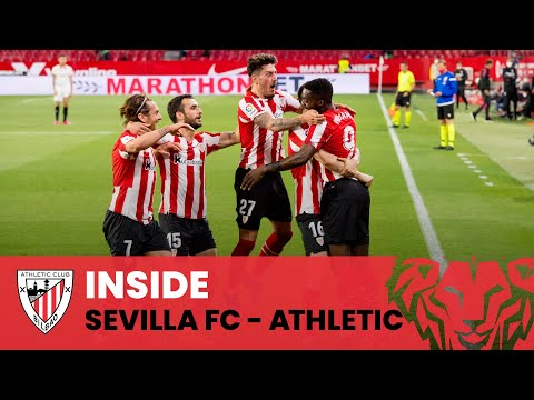 📽 INSIDE | Sevilla FC – Athletic Club | 34. J LaLiga 2020-21