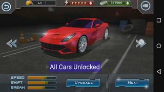 Turbo Racing 3d Hack unlimited Money All Cars Best 3d game (New 2018 Trick)