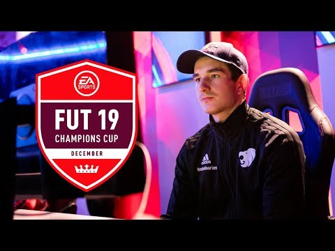 FIFA 19   Gfinity FUT Champions Cup December   PlayStation Knockout Stage