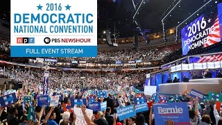 Watch the Full 2016 Democratic National Convention - Day 4