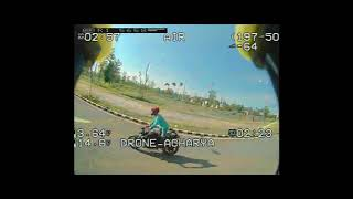 Stunt Riding x FPV Drone   Freestyle Session   Turn it Up - Dakait x 2Fistd   Team Evolution