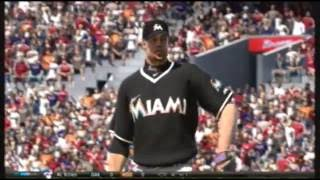 MLB 15 THE SHOW (Killer Curve ball )