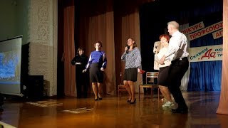 В ДДЮ Ритм прошел городской конкурс профсоюзных агитбригад под названием «Скажем «ДА!» охране труда»