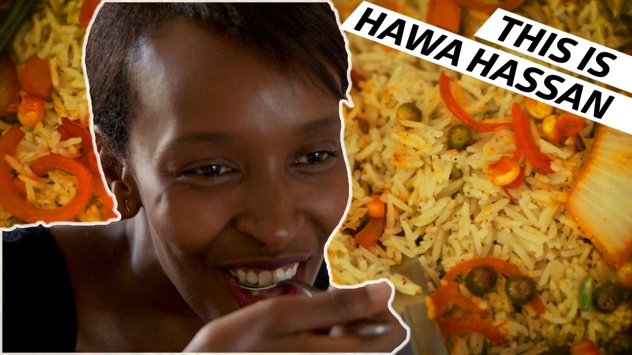 Somali Sauces Help Model Hawa Hassan Reconnect With The Flavors of Home — First Person thumbnail
