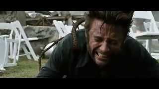 X Men Days of Future Magneto vs Wolverine