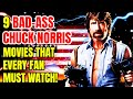 Top 9 Chuck Norris Movies Every Fan Must Watch!