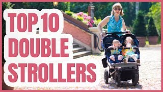 Best Double Stroller 2020 - TOP 10 Baby Double Strollers On The Market 2020