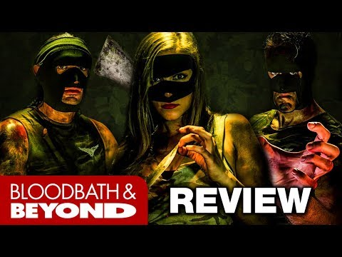 The Dark Military (2019) - Horror Movie Review
