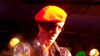 The Damned - There'll Come a Day - Bilston 11.11.10