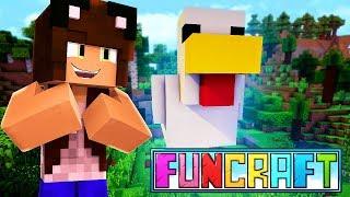 THE BEGINNING | Minecraft FunCraft