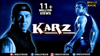 Karz Full Movie  Hindi Movies 2017 Full Movie  Hindi Movie  Sunny Deol Full Movies